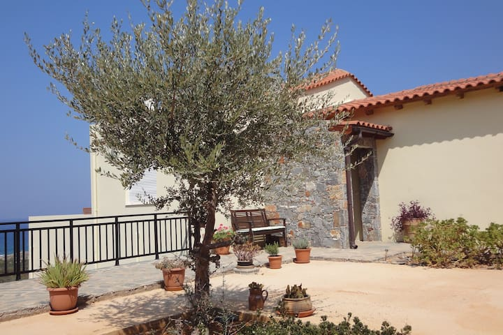 Villa Elia with swimming pool and panoramic views - Lasithi - Villa