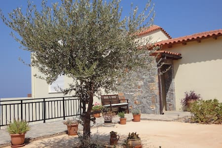 Villa Elia with swimming pool and panoramic views - Lasithi - Vila