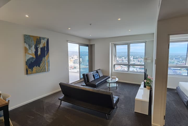 Deluxe Penthouse Great City View Free Parking #4