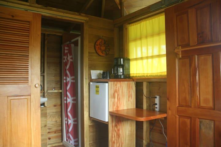 Shower, Minibar, Desk, Coffee maker