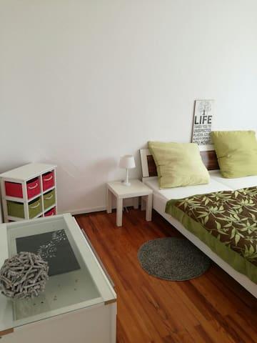 Gemütliche Wohnung 90qm - Homburg - Appartement