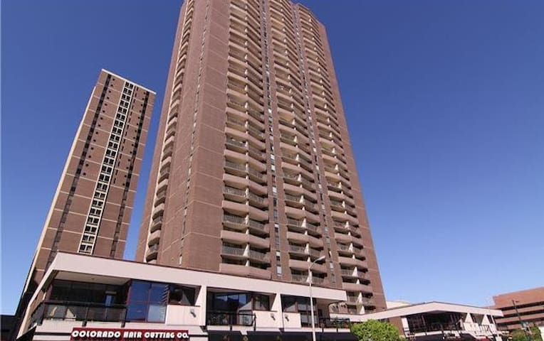 Brooks Tower Downtown Denver Furnished Apartment
