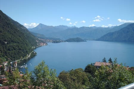 Lake Como, Blue Dream, lovely property with pool - Argegno