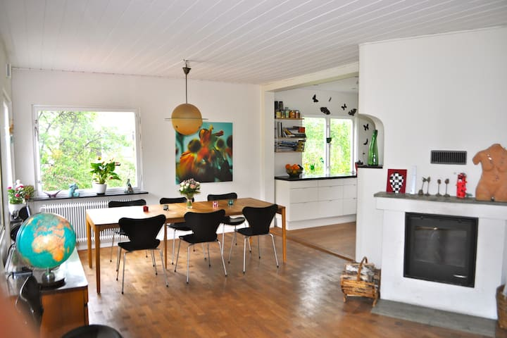 Perfect between city and nature - Stockholm - Maison
