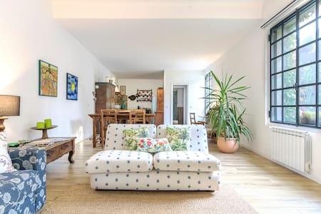 Loft in Stile Vintage Immerso nel Verde