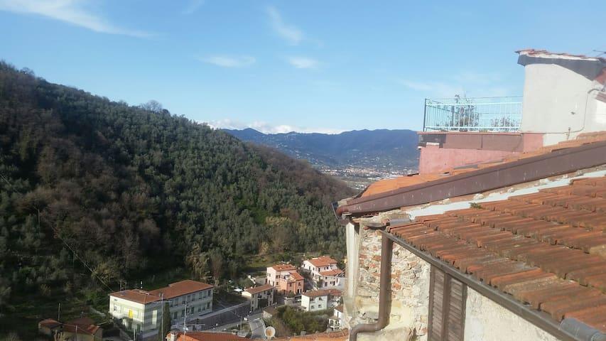 Casa in borgo collinare storico - Ameglia - Apartment