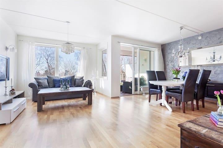 Welcome to Bjerke Panorama. - Oslo - Apartament
