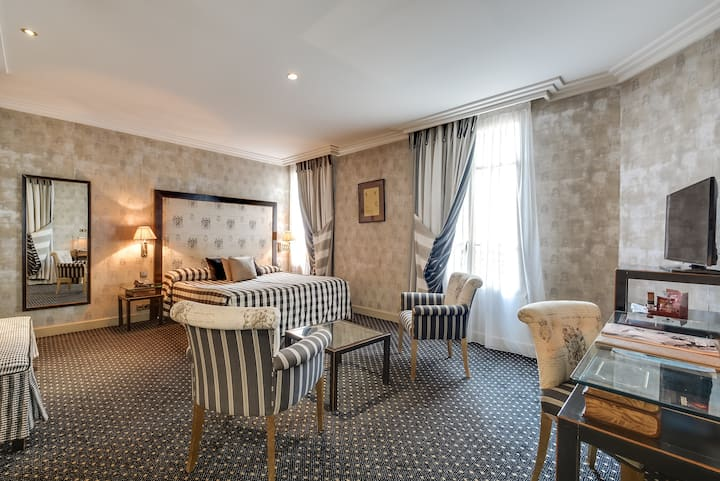 Elegant cosy suite near the Jardin des Plantes w/ free breakfast