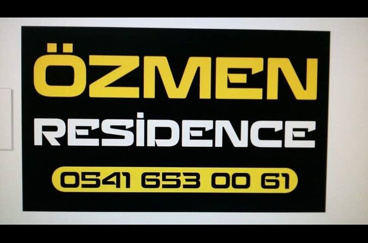 özmen Residence (Phone number hidden by Airbnb)