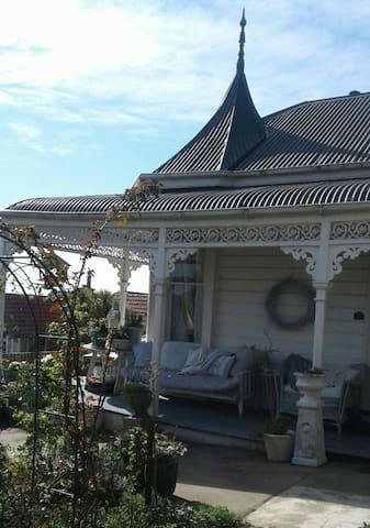 Turret House - Edwardian villa