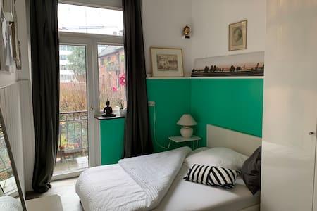 Cozy room in Düsseldorf-Oberkassel