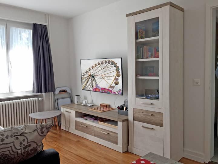Gesamte 2- Zimmerwohnung in Bern- Bümpliz