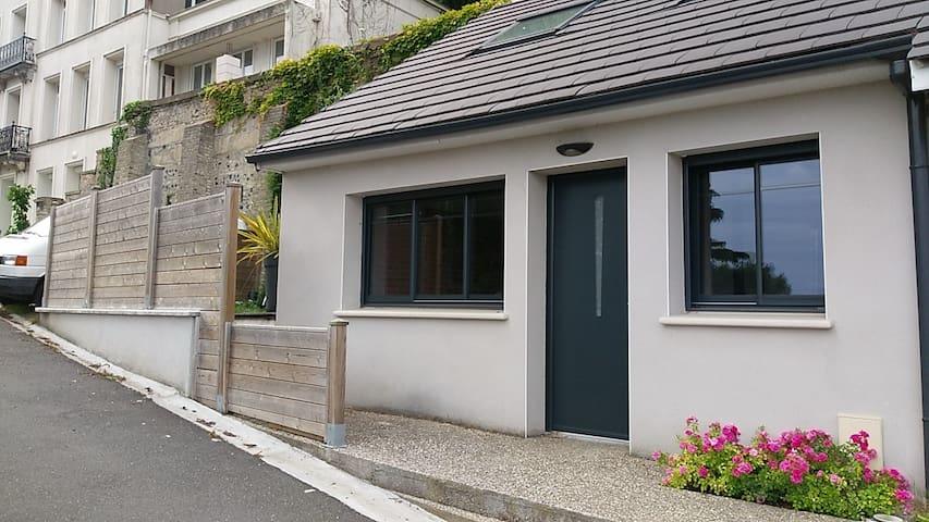 Charmante petite maison moderne