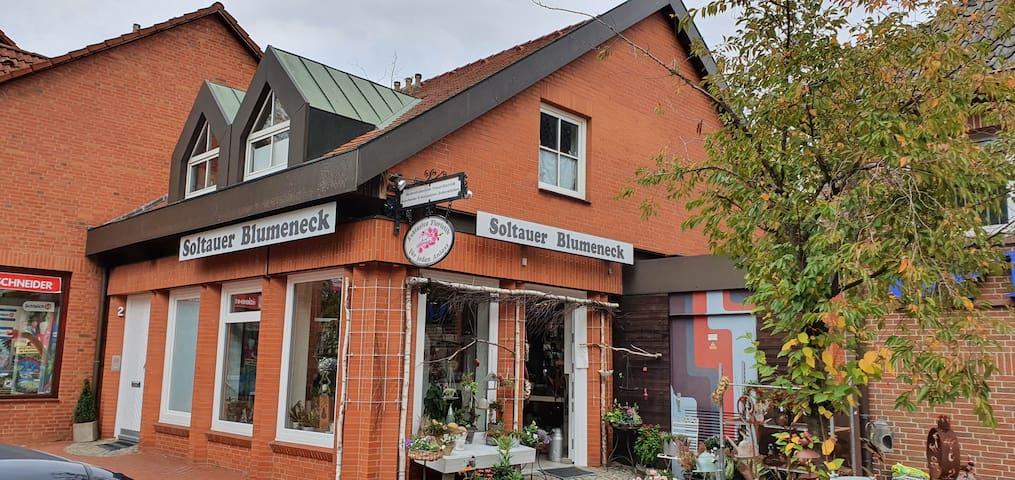 """FeWo """"Stadtblick"""" gemütlich & Super Lage"""