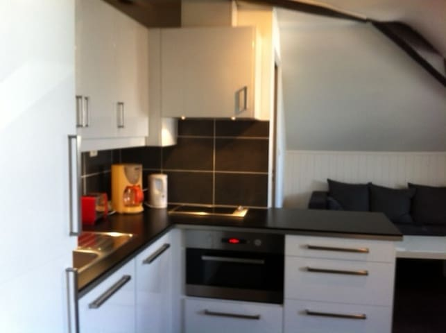 Appart à Nantes Hyper Centre - Nantes - Apartment