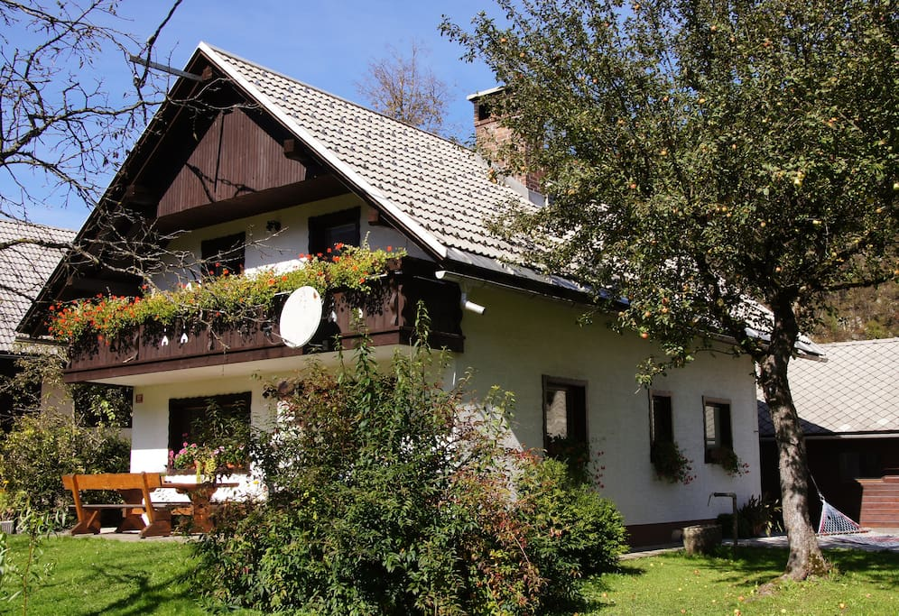 Holiday House Markez, Bohinj Lake