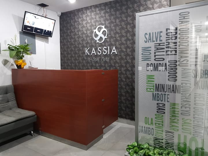HOTEL KASSIA central
