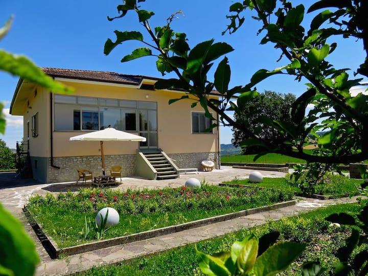 B&B Villa Cercis Novafeltria.