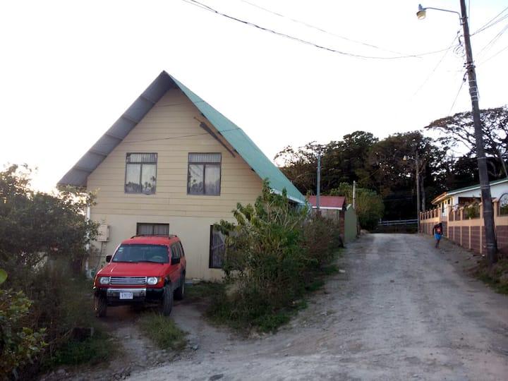 Casa de Espe y Melvin.