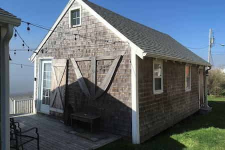 Halls Harbour Seaside Guest Cottage # 1