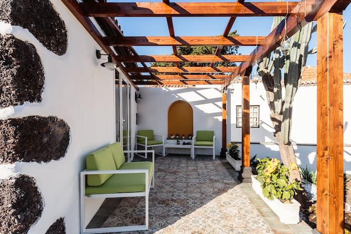 Bungalow Los Laureles
