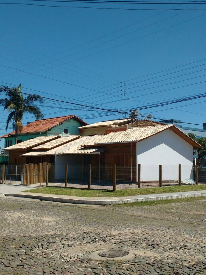 Casa confortável e ampla