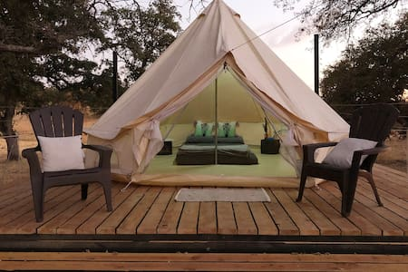 Heartland Collective- Tent 1