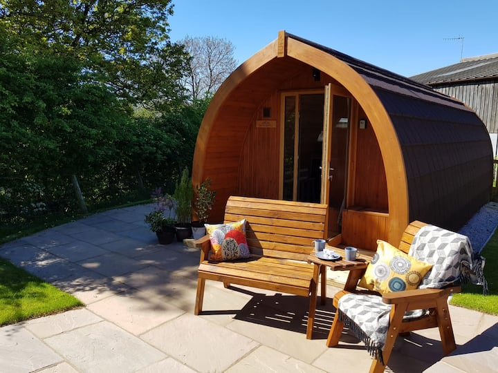 Douk Ghyll Glamping Pod - Ribblesdale Pods