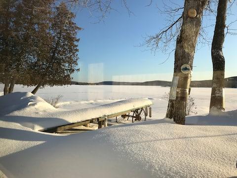 Beautiful home on Long Lake