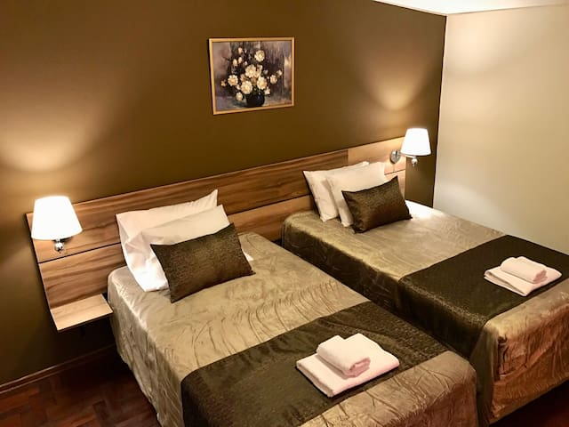 VILLA SAN JOSE: Comfortable room!!