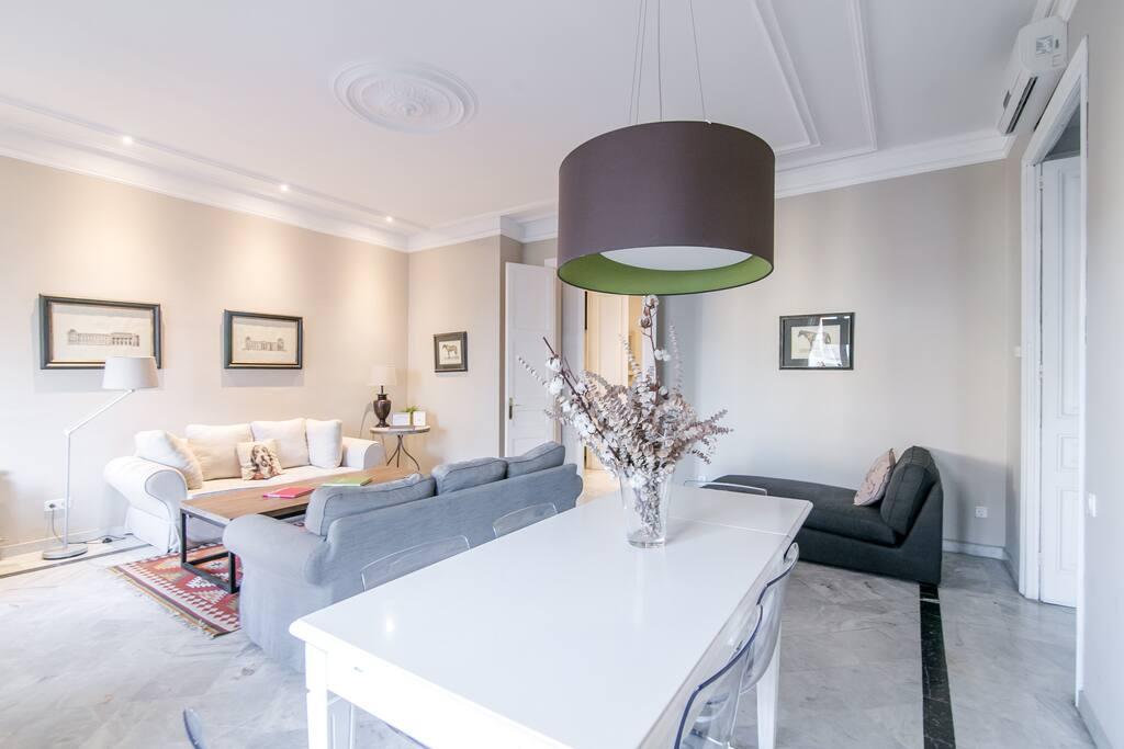 Livingroom/ Salón