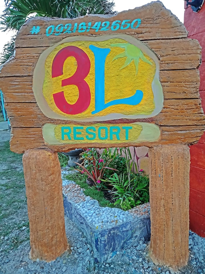 3L Resort BeachFront with Mini Pool FamilyHouse