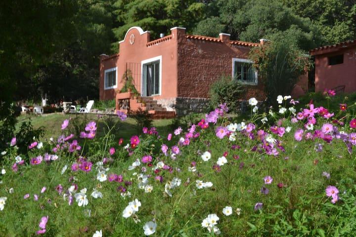 Paz serrana - Villa Giardino