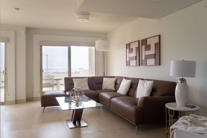 Very cozy house with sea view in Ensenada