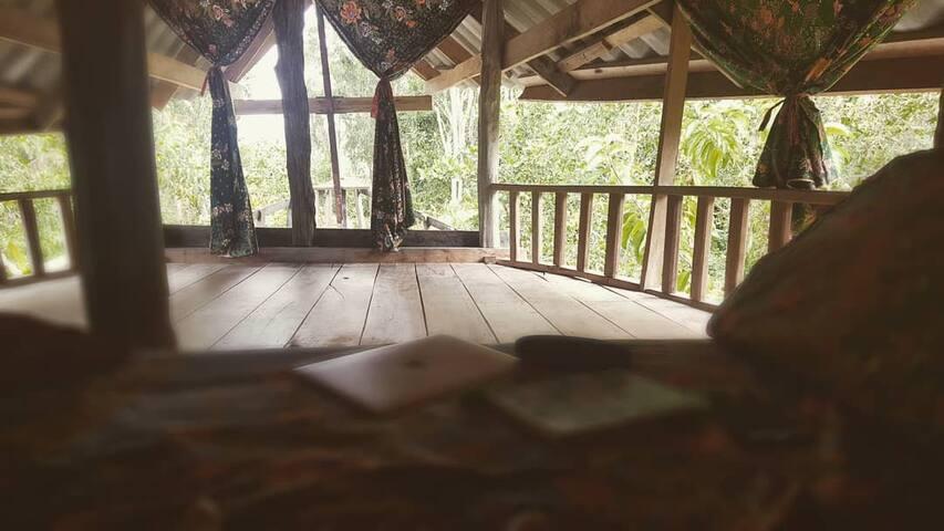 Boat House at Koh Yao Noi