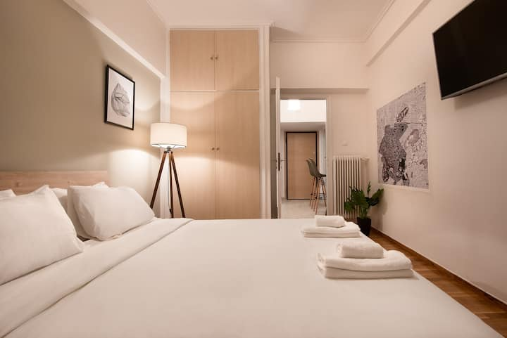 New appartment in the center of Athens!
