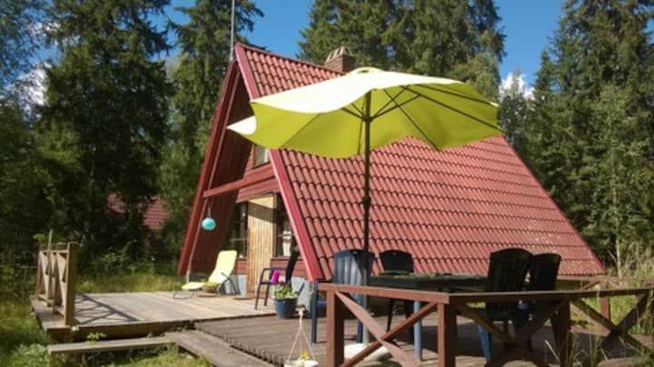 Lairo-järven mökki #2, Lairo lake cottage #2