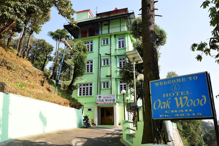 One of the best Heritage Hotel In Chail