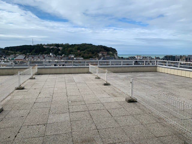 Studio vue panoramique et vue mer
