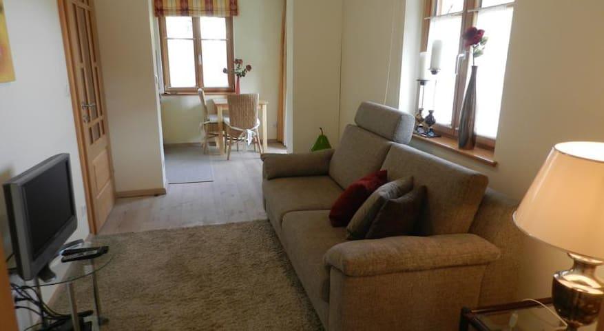 Appartement 3 - Wohnzimmer
