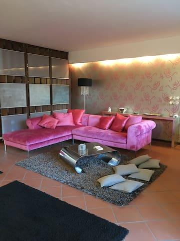 Villa Stat Rosa - Carrubazza-Motta - Huis