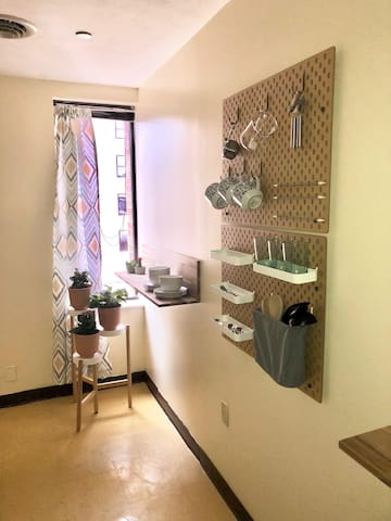 Downtown 1 Bedroom Apt | Clean | Safe | Walkable