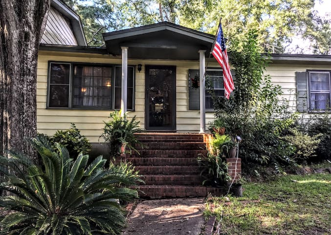 B & B, 2 Rooms/2 beds, Country Cottage - Citronelle