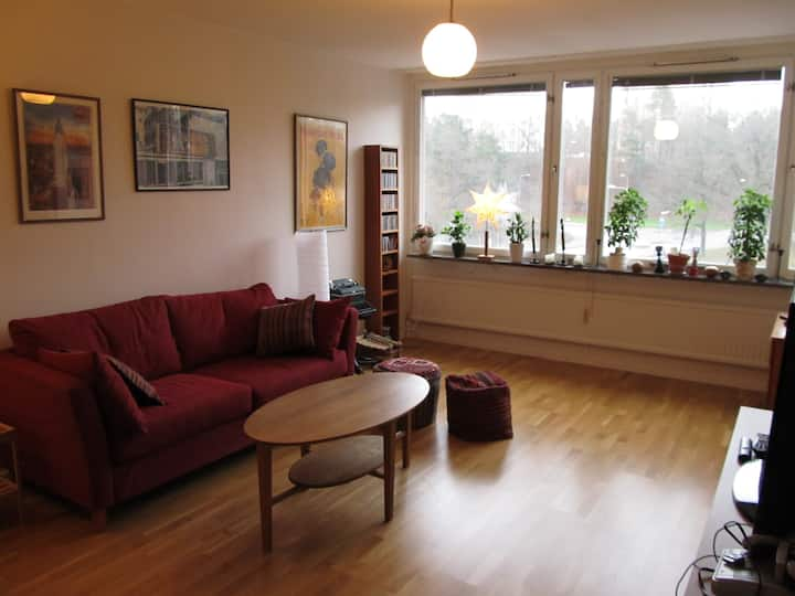 Private Room - Fully Furnished Apartment Stockholm