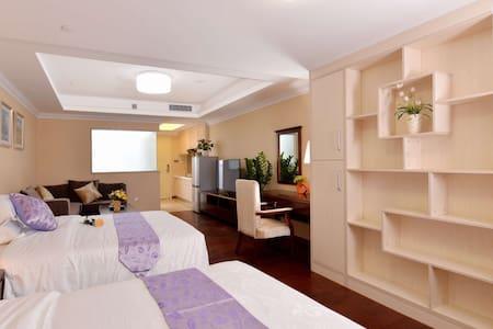 豪华双床房 - Guangzhou - Apartment