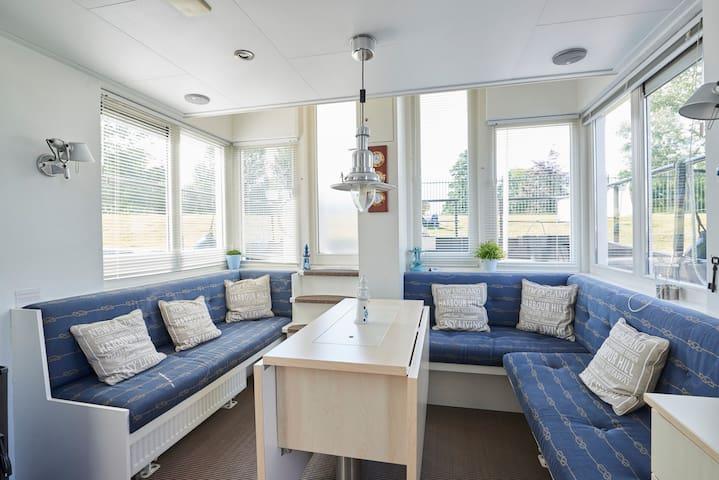 drijvend vakantiehuis - Naarden - Appartement