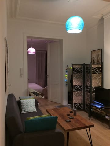 Bienvenue Appartement Design Etterbeck Bruxelles