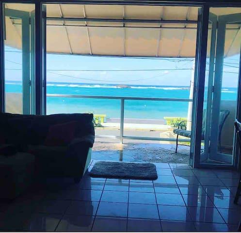The  Beach House PR/Oceanfront Apt. 2
