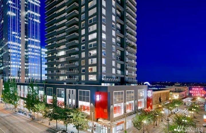 New Pike Place Penthouse, TARGET, 100 Walk Score