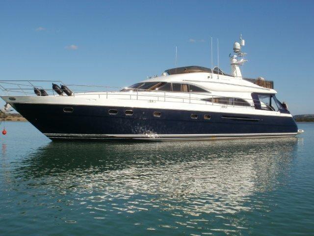 Princess 65 - Southampton - Swanwick - Båt